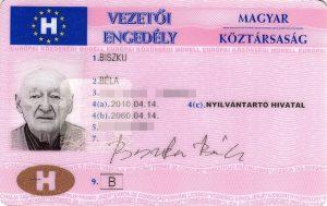 Permis de conducere ungar valabil la costuri reduse