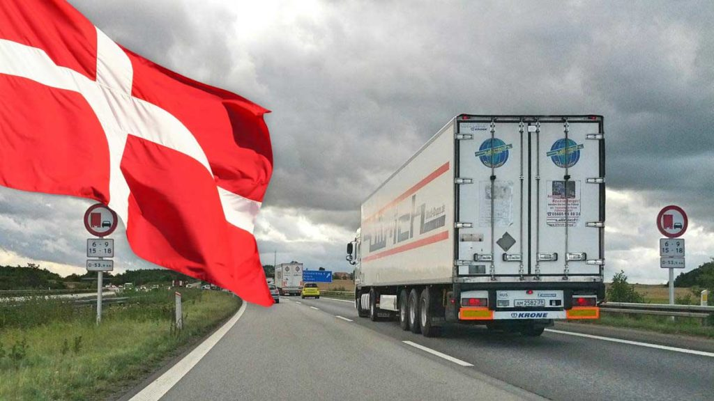 conducere în Danemarca2 cu permis de conducere UE