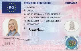 Cumpărați permisele de conducere originale românești-UE, fără a merge la cursuri de conducere Obțineți licențele cu ușurință.